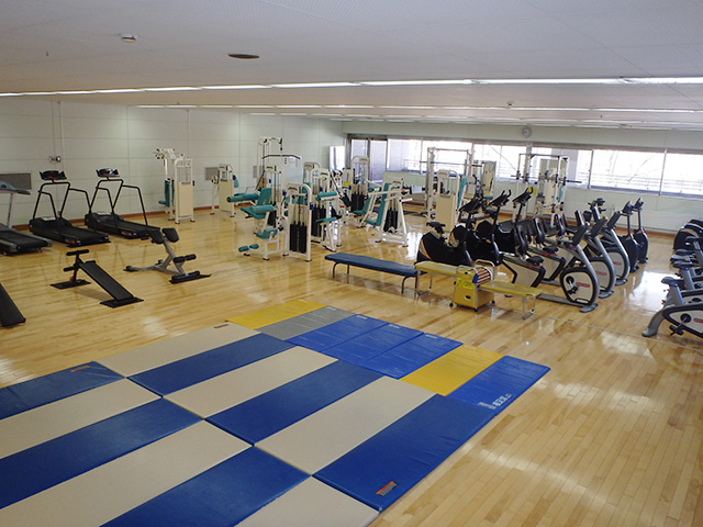 中島体育センターの画像
